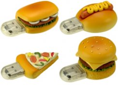 pendrive modelo AC - PIZZA