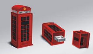 pendrive usb AC - CABINA TELEFONICA