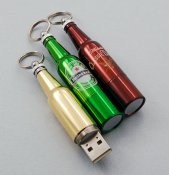 pendrive usb AC - BOTELLA METAL